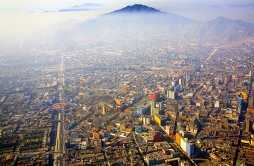 Cual es la capital de Perú