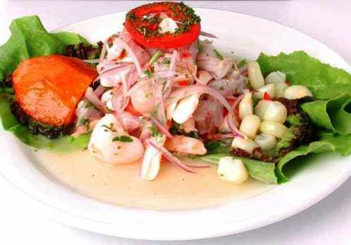 Cuál es la comida típica de Perú