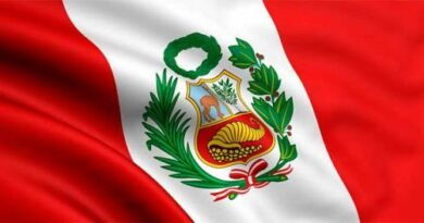 Cómo es la bandera de Perú