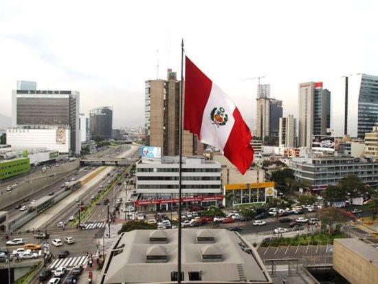 Principales actividades económicas del Perú
