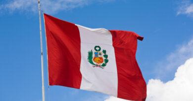 Jura a la bandera de Perú