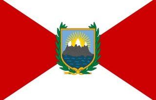 ¿Cuándo y dónde se creó la primera bandera de Perú?