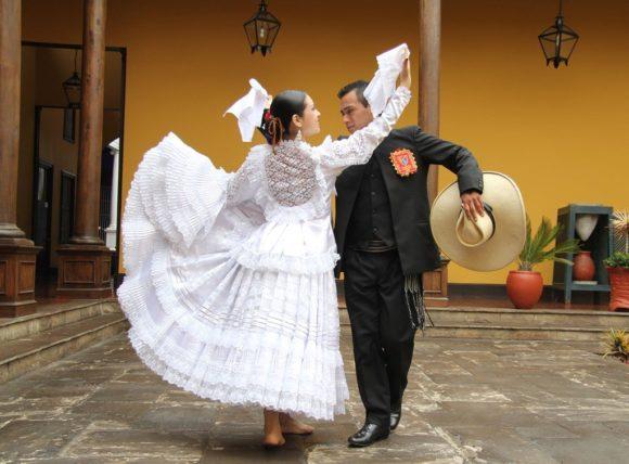 danzas típicas de perú
