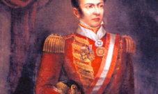 Primer presidente del Perú