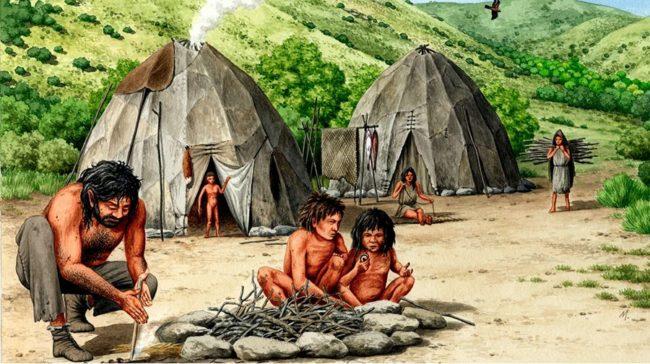 primeros pobladores de perú