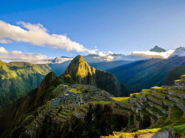 conoce los recursos naturales del perú