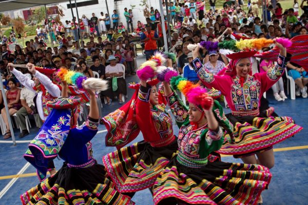 aprende de las tradiciones del perú
